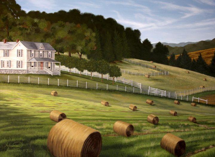Rollin' the Hay - Adrienne Anastasia