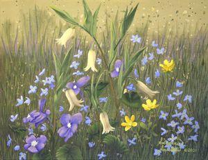 Wild Flowers on Wesser