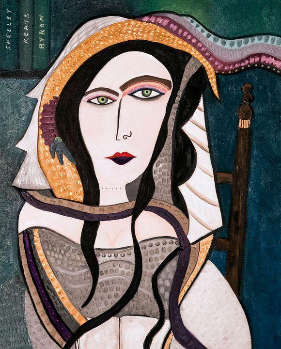 The Poet - Karen Serfinski
