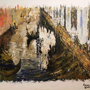 Among Venezia's canals