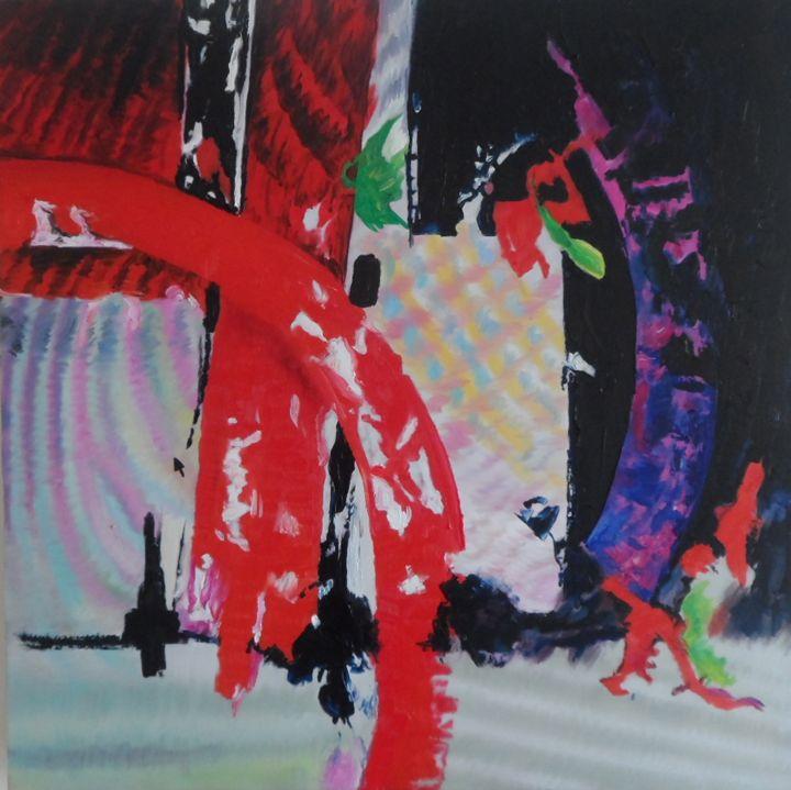 my fault - paint fort rêveur