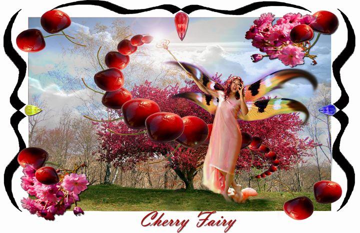 Cherry Fairy - BradleyGMichael