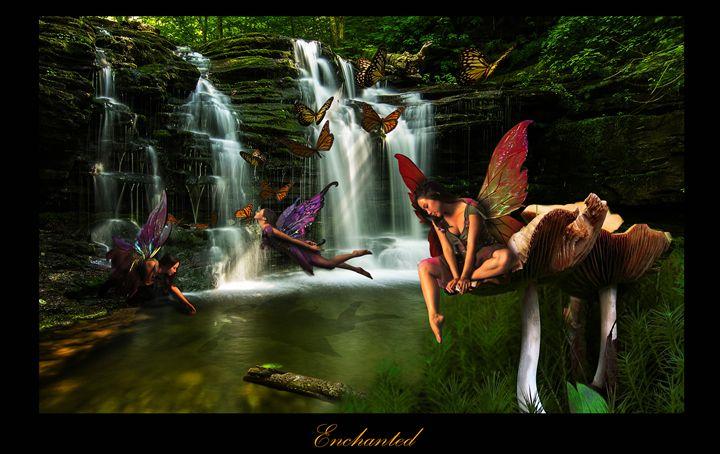 Enchanted - BradleyGMichael