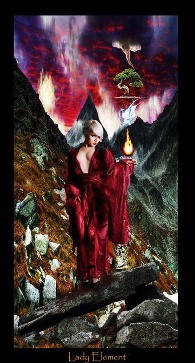 Lady Element - BradleyGMichael