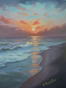 Ayia Napa sunset/Cyprus-2020