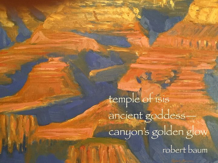 Sunset at Grand Canyon - Robert Baum