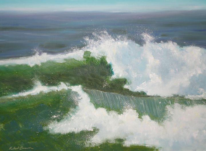 North Atlantic - Robert Baum