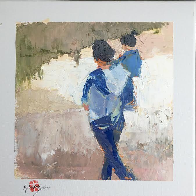 Walk toward a Better Life - Robert Baum