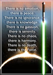 Jedi Tenets