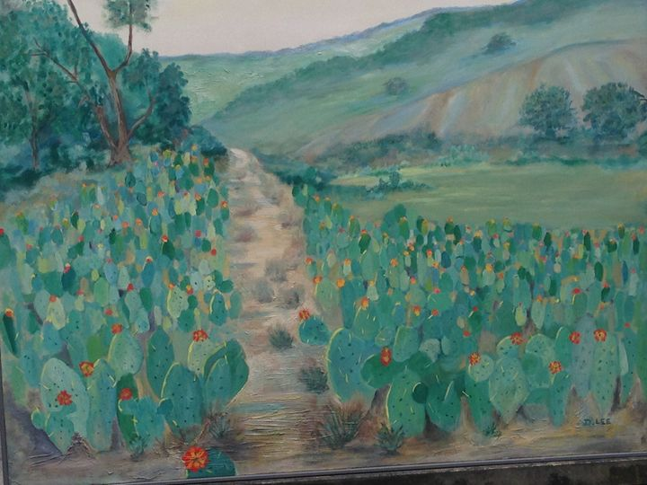 Prickly Path - Donald R Lee