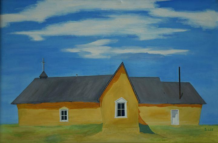 Cibola Church - Donald R Lee
