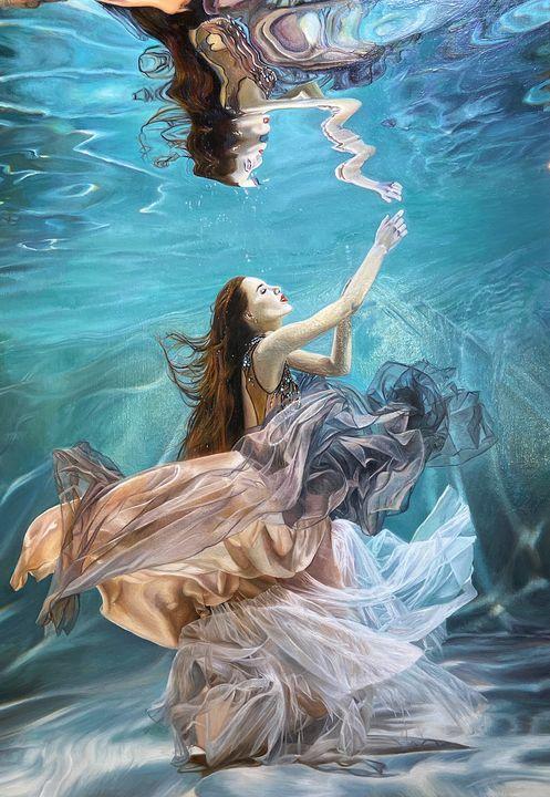 Reflection of Beauty - Li Darya