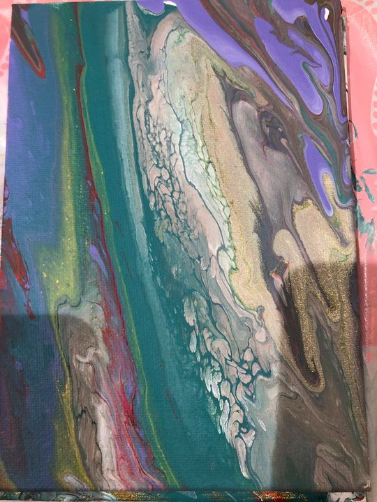 Sea foam - Flow