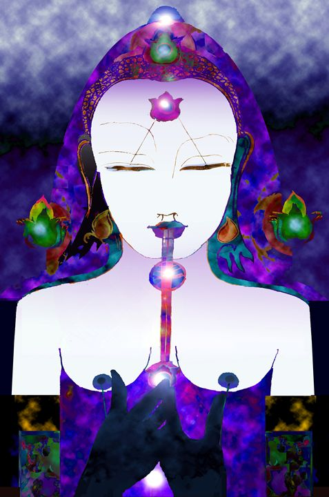 The Way /2 - Paintings by Jean Laurent Orgaz