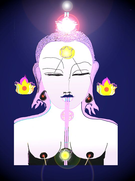 The Unchanging /3 - Paintings by Jean Laurent Orgaz