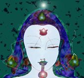 Paintings by Jean Laurent Orgaz