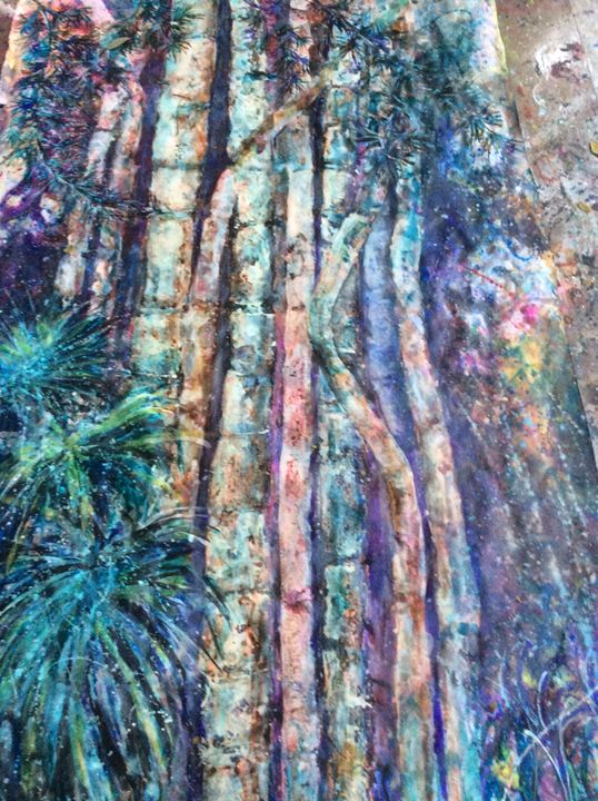 Bamboos - Angie Seaway's Gallery