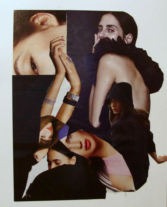 Fashion collage# 7 - Susana Llobet