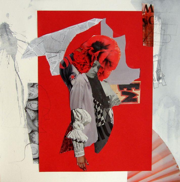 Fashion collage #2 - Susana Llobet
