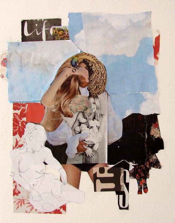 Fashion collage #4 - Susana Llobet