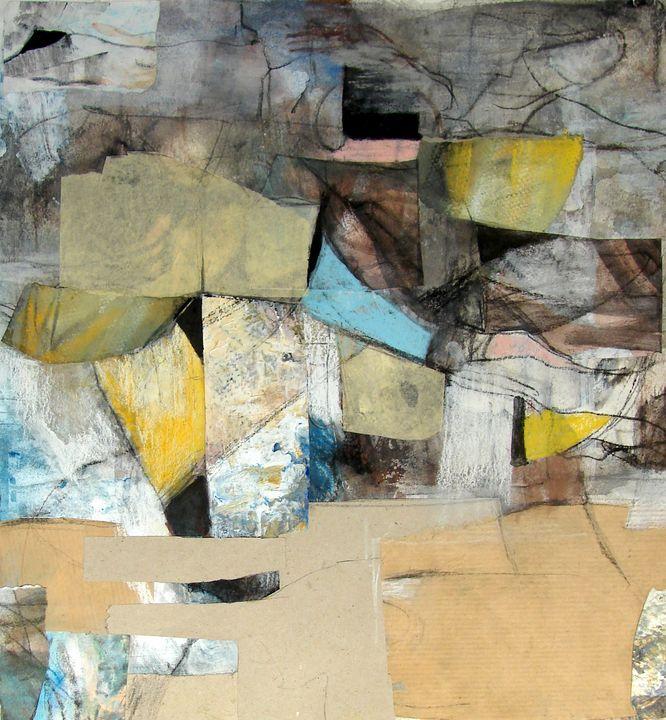 COLLAGE # 16 - Susana Llobet