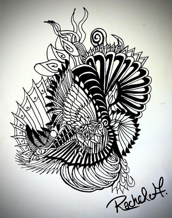 Doodle Art - Rachel's Art