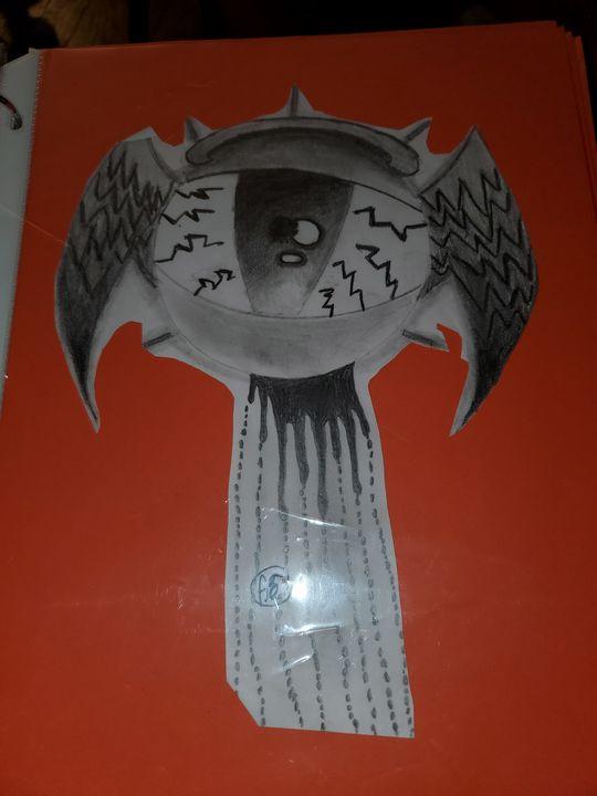 Eye of Sin - G.R Made