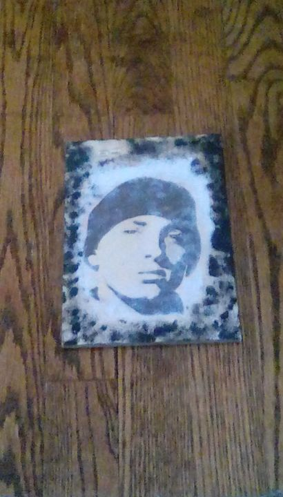 "Marshall ""Eminem"" Mathers - G.R Made"