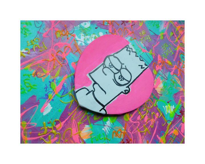 Bart Simpson - Kei'sArtHouse