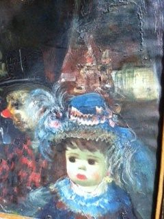 Child and the Clown - Treasure Chest Gallery