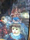 Oil on canvass, original