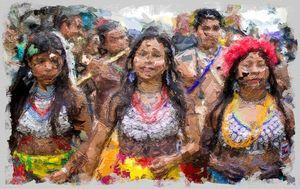 Mujere Embera