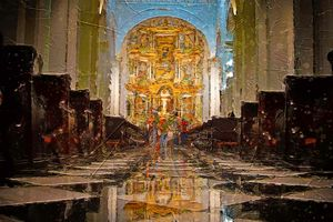 Resos en la Catedral
