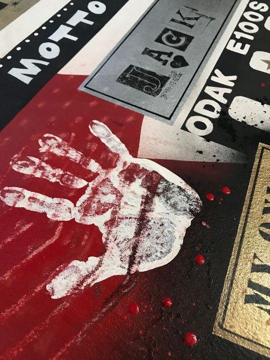 Jack Nicholson Detail - MARCOSACCHIART