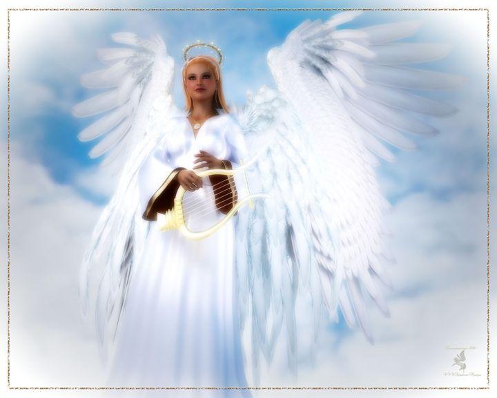 Angel - Mystique Gallery