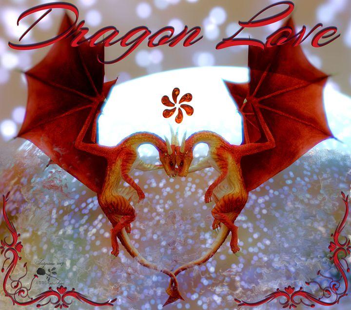 Dragon Love - Mystique Gallery