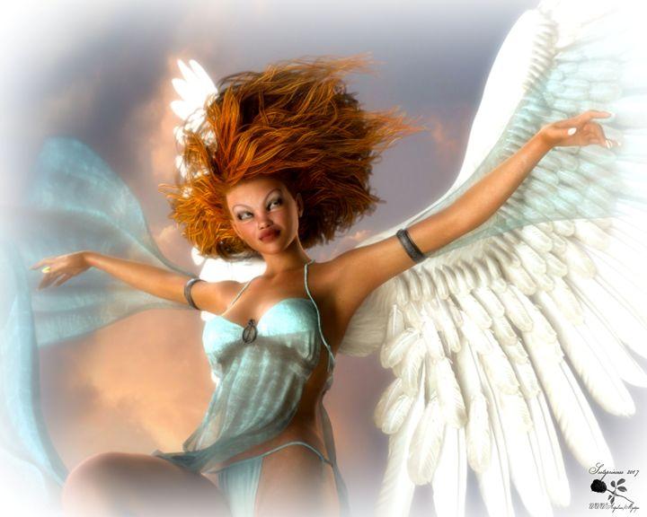 Angel Or Devil - Mystique Gallery
