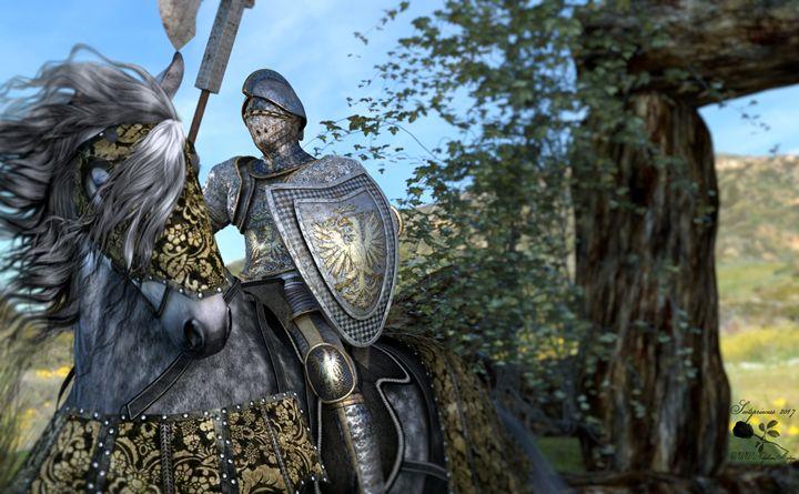 Knight Errant - Mystique Gallery