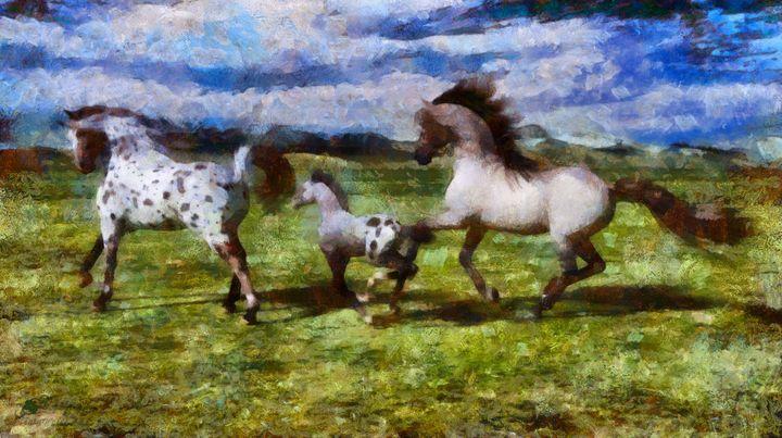 Open Plains - Mystique Gallery