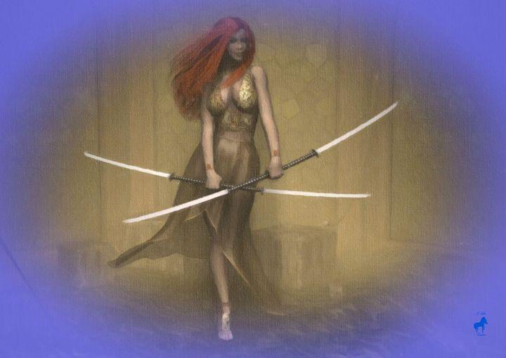 Sword Mistress - Mystique Gallery