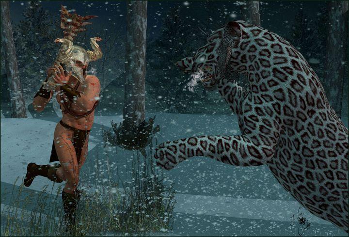 Snow Leopard - Mystique Gallery