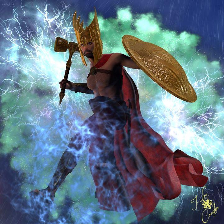 Thor - God of Thunder - Mystique Gallery