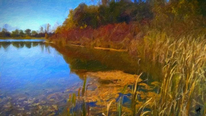Jo's Lake 2 - Mystique Gallery