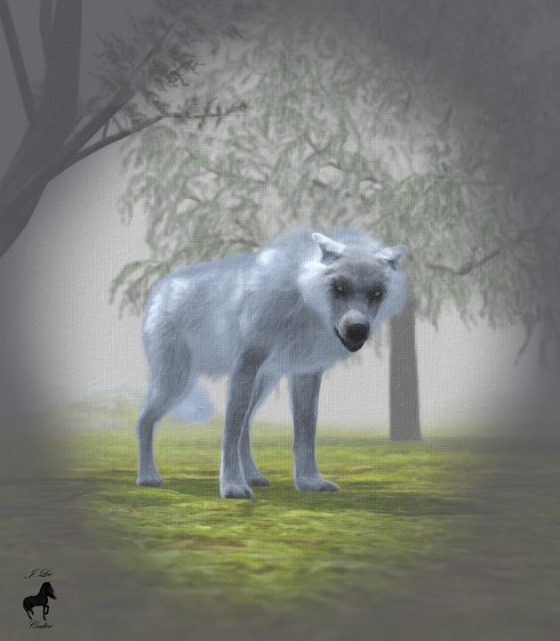 Ghost In The Mist - Mystique Gallery