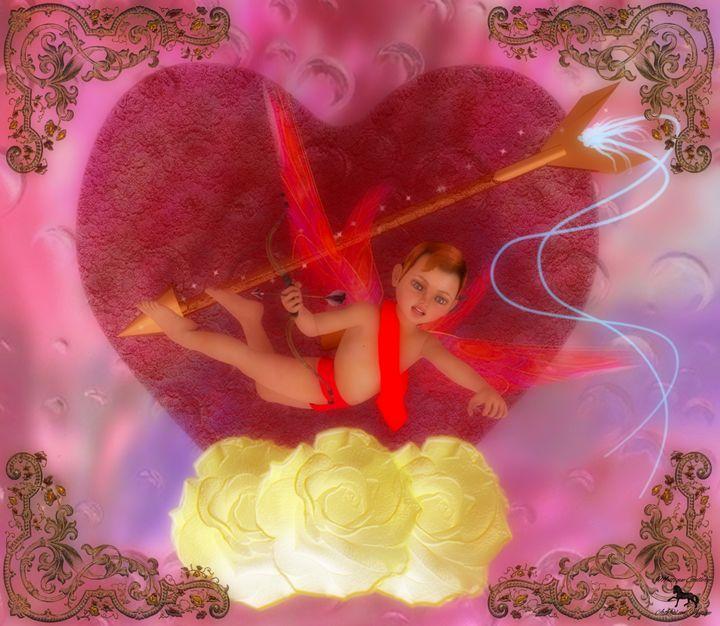 Cupid - Mystique Gallery