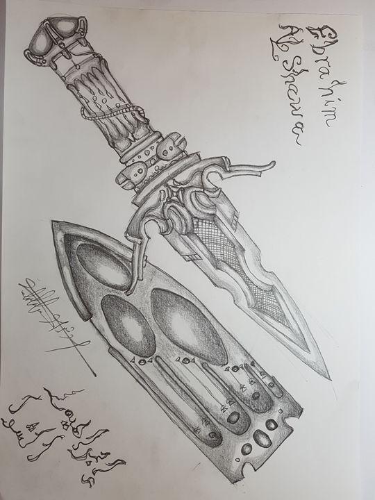 jeweled dagger - Ebraheem
