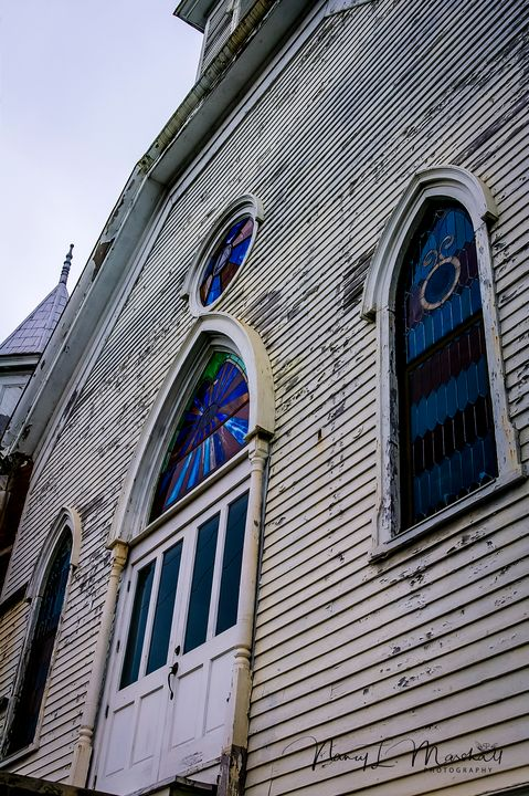 Zion Church Signed - ccgrin