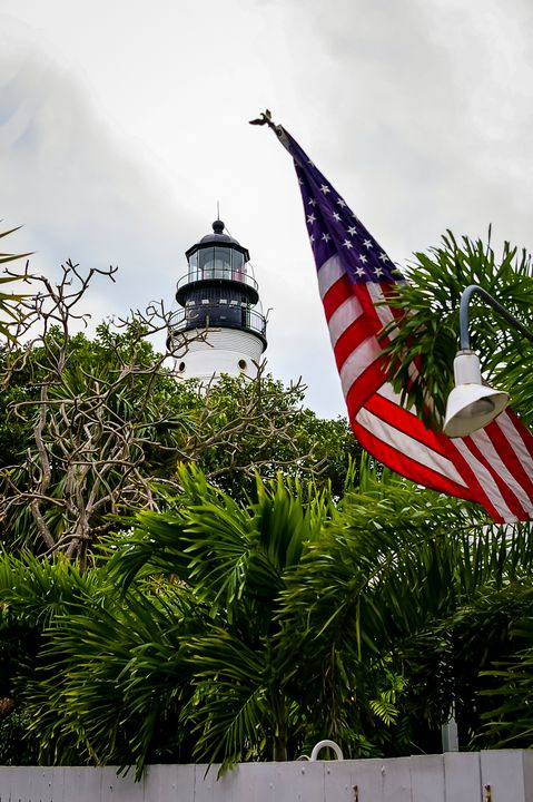 Key West Light House - ccgrin