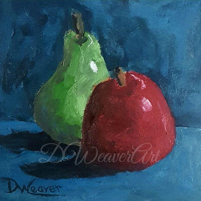 Pair and Apple - Dee Weaver