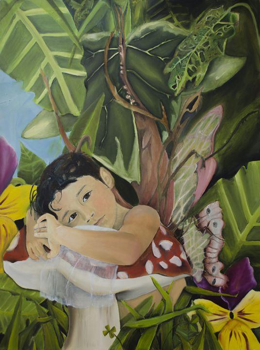 Fairy portrait - Eréndira Hernández